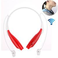 Беспроводные Bluetooth наушники Sport TM-730 Red