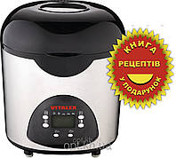Хлебопечка Vitalex VT-5100 домашняя печка ( Виталекс )