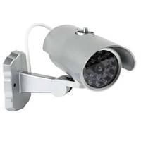 Муляж камеры наблюдения PT-1900 двигающийся с датчиком, Видео камера обманка, видеокамера