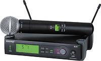 Беспроводной микрофон Shure DM SLX радиомикрофон радио база система звукопередачи