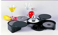 Декоратор бокала Риммер Empire 9901 маргарита-декор для кромки бокала 3-х ступенчатый