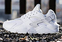 Кроссовки женские NIKE AIR HUARACHE WHITE PURE PLATINUM