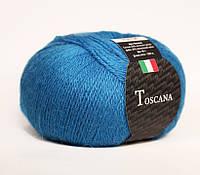 Пряжа Сеам Toscana Синий