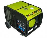 Бензиновые генераторы Dalgakiran (Далгакиран) серии DJ-BG 1.2 (0.9) кВа