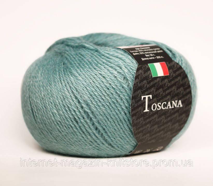 Пряжа Сеам Toscana Мятный