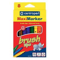 Фломастеры Brush 8 цв.