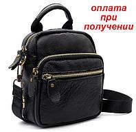 Мужская кожаная натуральная сумка, барсетка (под бренд Polo Jeep) NEW!