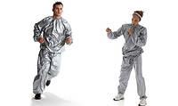 Костюм сауна для похудения Sauna Suit термо костюм Сауна Сьют похудение с эффектом сауны