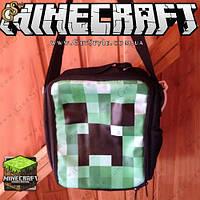 "Сумка на плечо Minecraft - ""Creeper"""
