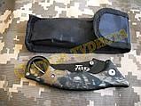 Нож складной КА 409 с чехлом, фото 4