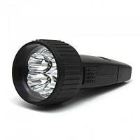 Светодиодный фонарь DIK оригинал 528 аккумуляторный фонарик