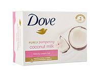 Крем-мыло Dove Кокосовое молочко и лепестки жасмина 135 г