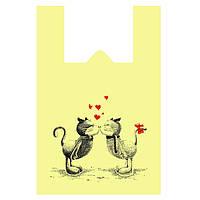 """Пакет майка """"Коты"""""""