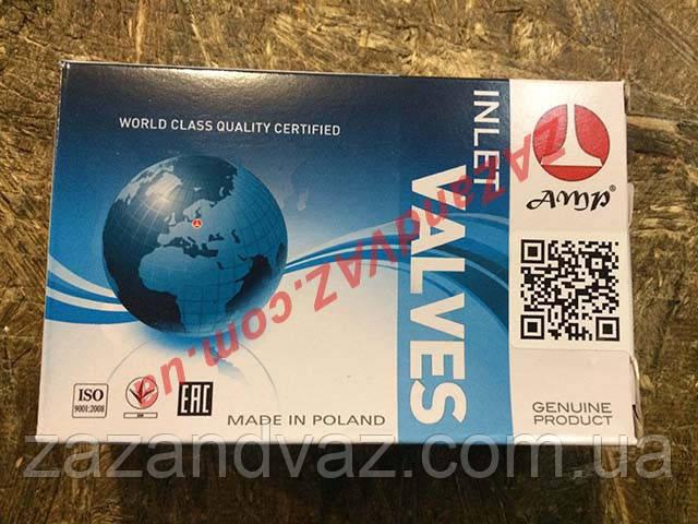 Клапана впускные AMP Польша ВАЗ 2108-21099 1.5 8 кл. комплект PLAD005