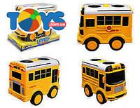 Игрушечный автобус с инерцией, 06-26F06-27F