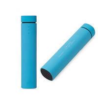 Портативный динамик 3 в 1 Bluetooth + Power bank, колонка для телефона, (Black, White, Blue)
