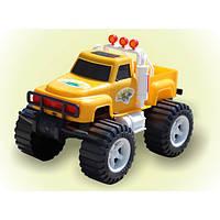 """Детская машина Большой Багги 003, джип с большими колесами,  """"BAMSIC"""""""