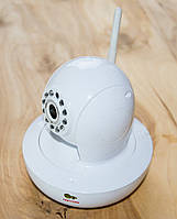 WI-FI IP Камера видеонаблюдения Cloud robot IPH-1SP-IR,поворот 355°, звук, microSDкарта памяти