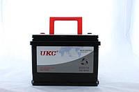 Автомобильный аккумулятор 12v 50Ah UKC BATTERY DIN50 с уровнем электролита 50A