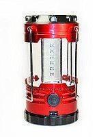 Кемпинговый аккумуляторный фонарь Yajia YT-821, туристический фонарь лампа