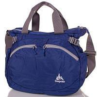 999f9b9de543 Женская спортивная сумка через плечо ONEPOLAR (ВАНПОЛАР) W5220-navy ,ОДЕССА