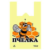 """Пакет майка """"Пчелка"""" 29(7)х50,15"""