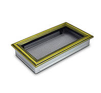 Вентиляционная решетка для камина 4fire ретро 17х30см.