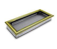 Вентиляционная решетка для камина 4fire ретро 17х40см.