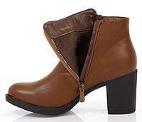 Женские ботинки демисезонные
