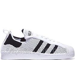 "Мужские кроссовки Adidas Superstar 80s ""White/Black"""