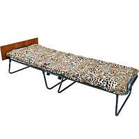 Раскладная кровать на стальной решетке «Адель-70»