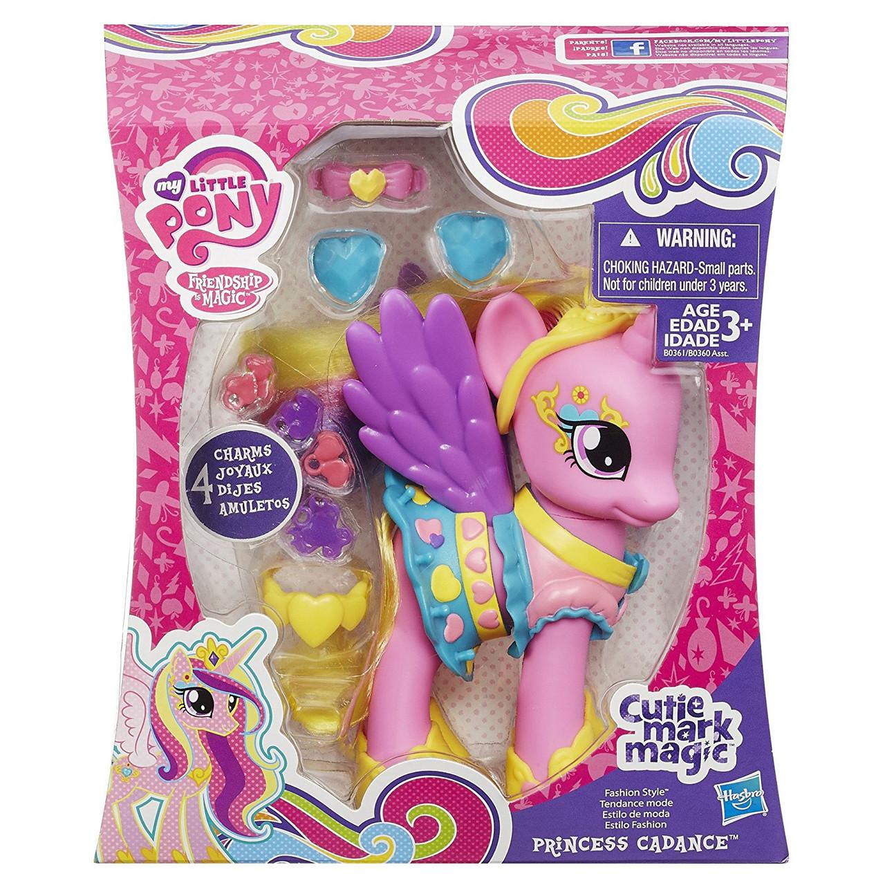 """Игровой набор """"Моя маленькая пони, Каденс"""" - My Little Pony """"Cuite Marm Magic"""" - Princess Cadance, Hasbro"""