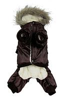 Куртка для собаки теплая