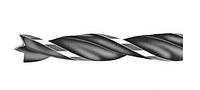 Сверло по дереву HAISSER 4х43x75 (винтовые)