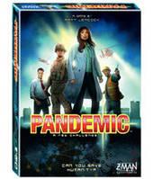 Пандемия (англ) (Pandemic (eng)) настольная игра
