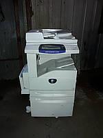 Копировальный аппарат XEROX CopyCentre 123 (C123V / DU) +тумба