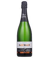 Игристое белое вино CASTELLER (BRUT)