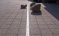 Плитка Тротуарная из мытого бетона