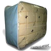 Двуспальное одеяло из бамбукового волокна 180x210см