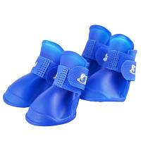 Непромокающие ботиночки для собак и кошек размер L