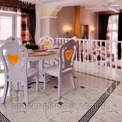 Мрамор глазурованная Marble Tiles  полированная