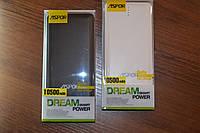 Power Bank Aspor Dream Smart 10000mAh, фото 1