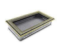 Вентиляционная решетка для камина 4fire ратан 17х30см.