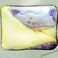 Одеяло Шерстяное открытое Бязь+Мех (180 х 210 см)