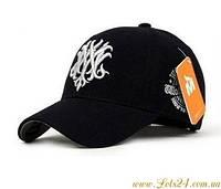 Бейсболка New York Yankees WOLF Серебряная Кепка NY