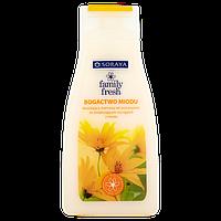 SORAYA крем-гель для душа свежий мед увлажняющий