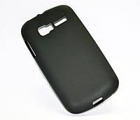 Чехол силиконовый Alcatel Pop C5 Black