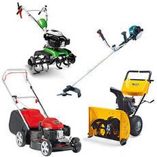 Аренда садовой техники и оборудования