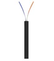 Кабель OK-Net КПП-ВП (100) UTP кат.5-SL, 2х2х0,48 бухта 305м