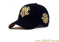 Бейсболка New York Yankees WOLF Золотая Кепка NY